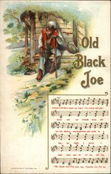 Old Black Joe Music and Lyrics