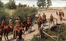 Cavalry Scouting
