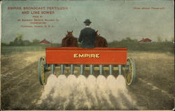 Empire Broadcast Fertilizer and Lime Sower