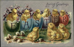 Easter - Loving Greetings