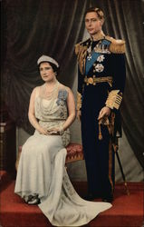 Their Majesties: The King and Queen