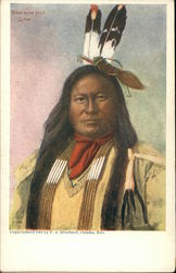"""Rain in the Face"", Sioux"