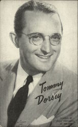 Tommy Dorsey Headshot