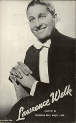 Lawrence Welk Portrait