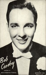 Bob Crosby Portrait
