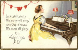Love Still Sings the Same Old Story - On Valentine's Day