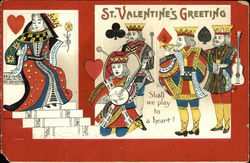 Queen of Hearts with Kings