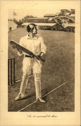 Cricket - As it Seemed to Him