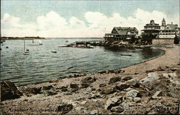 Corinthian Club House Marblehead Massachusetts
