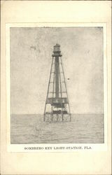 Sombrero Key Light-Station