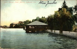 Boat House, Lake Merritt