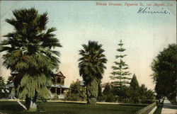 Private Grounds, Figueroa Street