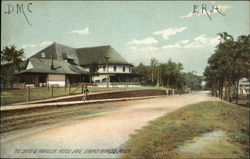 The Drive & Pavilion, Reeds Lake