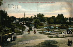 Fish Ponds, John Ball Park
