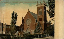 St. Mary's R.C. Church and School