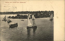 Harbor and Island Park