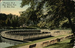 Roger Williams Park, the Band Stand