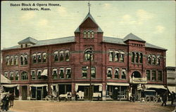 Bates Block & Opera House