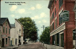 Bank Street looking North