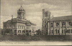 Courthouse and Armory Building