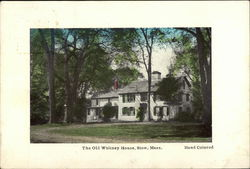 The Old Whitney House