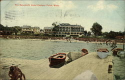 Water view - The Beachcroft Hotel, Eastern Point