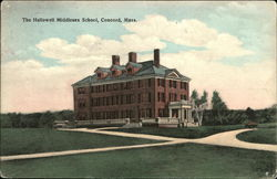 The Hallowell Middlesex School