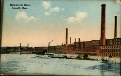 Mills on the River