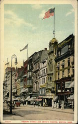 Tremont Street and Keith's Theater