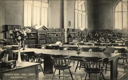 Reading Room, Public Library