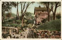 Mill of Banbury Cross, Busch Sunken Gardens