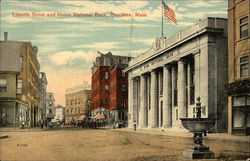 Lincoln Street and Home National Bank