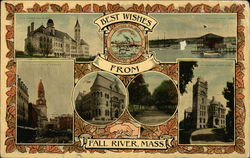 Best Wishes from Fall River, Massachussets