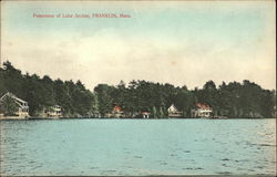 Panorama of Lake Archer