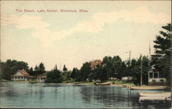 The Beach, Lake Archer