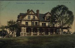 Residence of Harry T. Haywood