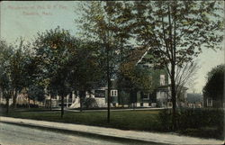 Residence of Mrs. W.F. Ray