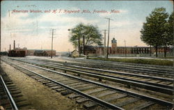 American Woolen and H.T. Hayward Mills