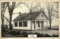 Mary's Lamb School House, 1914