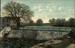New Dam, Mumford River