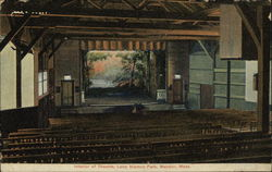 Lake Nipmuc Park - Theater Interior