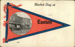 Market Day at Easton