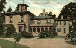 Sw. Luth, Orphans' Home