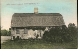 Myles Standish Homestead