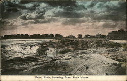 Brant Rock showing Brant Rock House