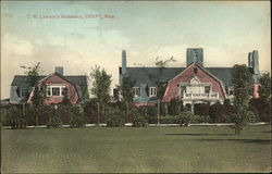 T.W. Lawson's Residence