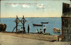 Fishermans Landing at Joppa
