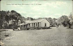 Y.W.C.A. Camp - Dining Hall and Store