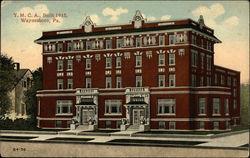 Y.M.C.A., Built 1915