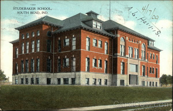 Studebaker School South Bend Indiana